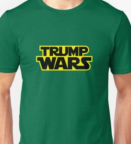 TRUMP WARS Unisex T-Shirt