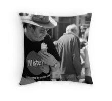 Being an astronomer is a great profession, but it does leave you at rather a loose end during the day. Throw Pillow