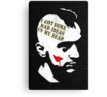 Taxi Driver, Travis Bickle Canvas Print