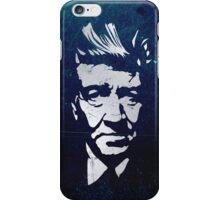 David Lynch iPhone Case/Skin