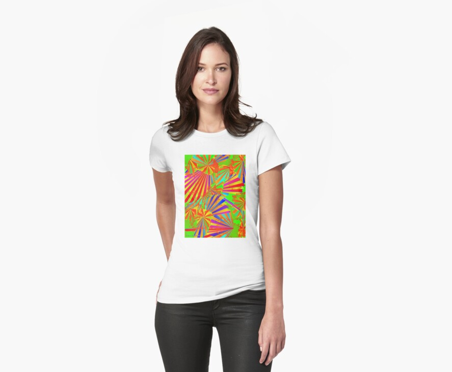 Wow Man It's The 60's Ts by suzie vanderjagt