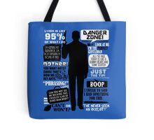 Archer - Sterling Archer Quotes Tote Bag
