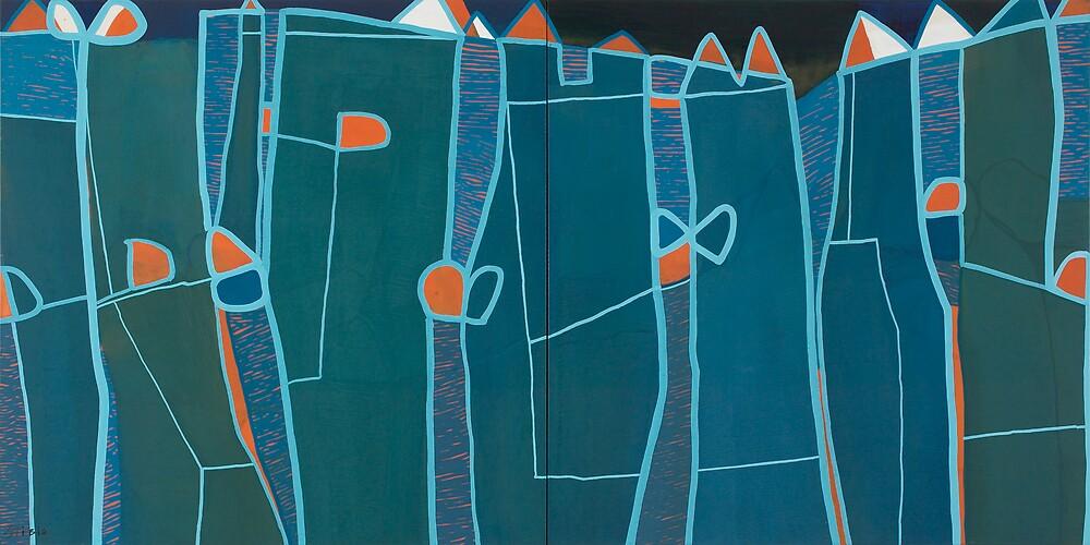Ormiston Gorge by cstibio