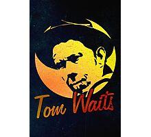 Tom Waits   Photographic Print