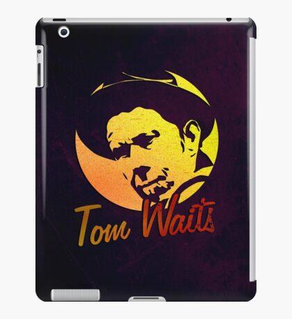 Tom Waits   iPad Case/Skin