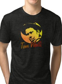 Tom Waits   Tri-blend T-Shirt