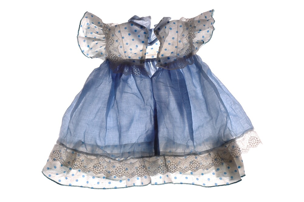 My Blue Dress by sstoel
