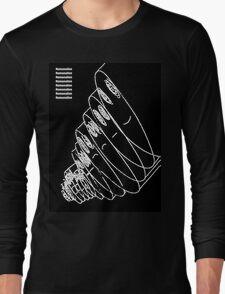 The Many Moods Of Man Long Sleeve T-Shirt
