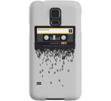The death of the cassette tape. Samsung Galaxy Case/Skin