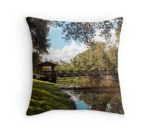 Sawgrass Bridge Throw Pillow