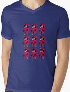 Chynadolls # 9 Mens V-Neck T-Shirt
