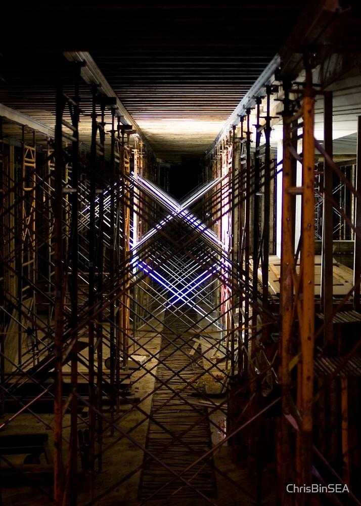 lattice in light by ChrisBinSEA