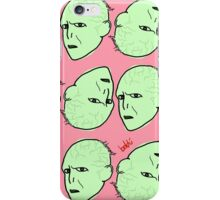 Voldemort Pattern iPhone Case/Skin