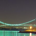 Verrazano Bridge NYC by nfsnyc