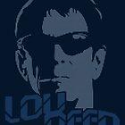 Velvet Underground Lou Reed by Celticana