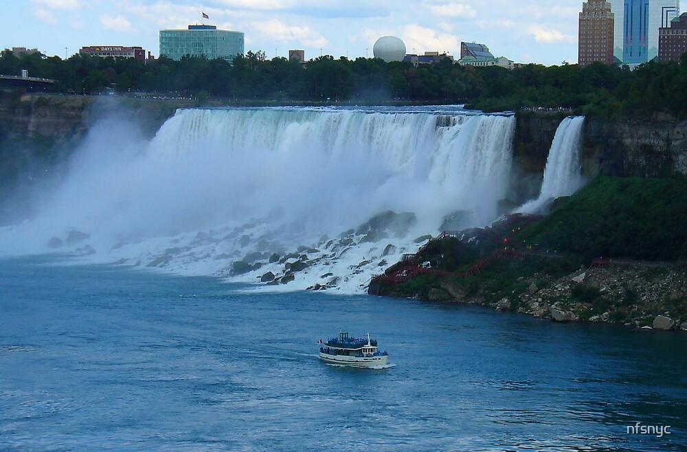 Niagara Falls by nfsnyc