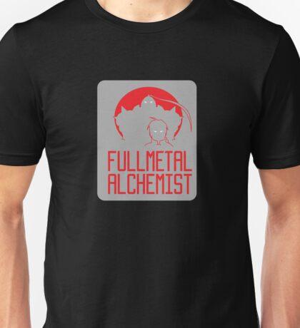 Minimal Fullmetal Alchemist Unisex T-Shirt