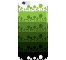 Green palette ultimate iPhone Case/Skin