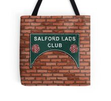 The Smiths Salford Lads Club Tote Bag