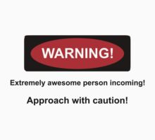 Warning by someguy