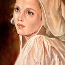 study woman after W. Bouguereau by Hidemi Tada