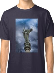 Saint Michael, The Nidaros Cathedral in Trondheim, Norway. Classic T-Shirt