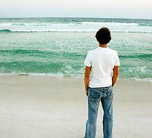 The Ocean by alittlepinkbear