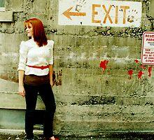 Exit by alittlepinkbear