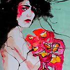 Bouquet by Anna Maria Matykiewicz