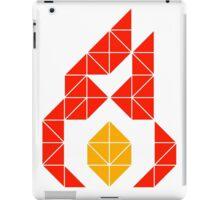 Geometric Inferno iPad Case/Skin