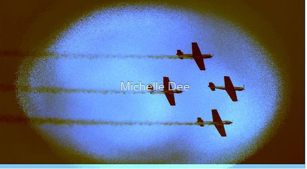 Fly Past by michelleduerden