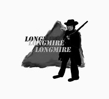 Longmire Silly Picture Unisex T-Shirt
