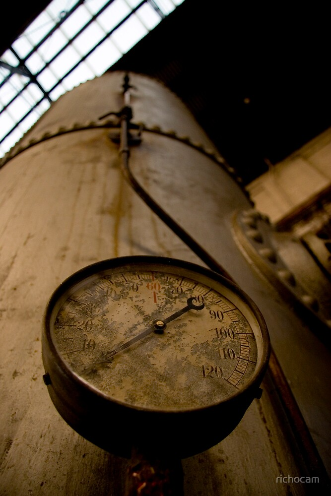 old boiler by richocam