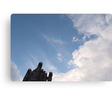 Circumzenithal Arc above Ely Cathedral Canvas Print