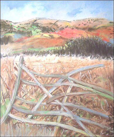 Warm Fields, Menorca £150 by alanpeach