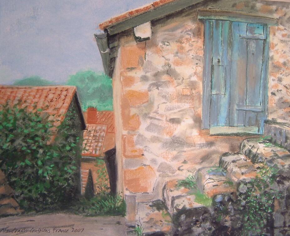 Confolons France £150 by alanpeach
