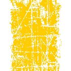 Scratched Yellow Surface by theshirtshops