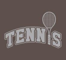 Tennis by nektarinchen