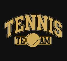 Tennis Team by nektarinchen