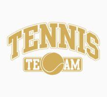 Tennis Team Kids Clothes