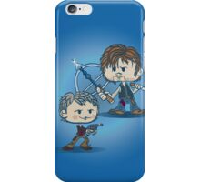 Daryl and Carol iPhone Case/Skin