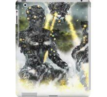 Arc of the Beam-Ships iPad Case/Skin