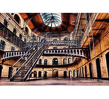 Jailhouse Blues Photographic Print