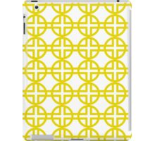 Circle square Pattern iPad Case/Skin