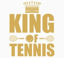 King of Tennis Kids Clothes