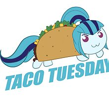 Sonata Dusk - Taco Tuesday by TornadoTwist