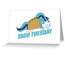 Sonata Dusk - Taco Tuesday Greeting Card
