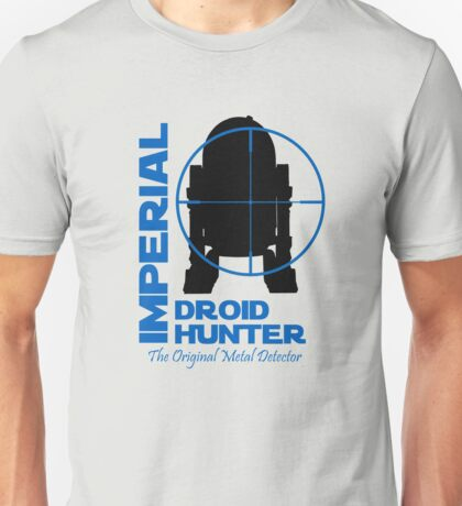 Imperial Droid Hunter - Astromech Unisex T-Shirt