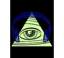 hipster illuminati confirmed? Photographic Print