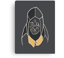 Dishonored - Corvo Attano Canvas Print